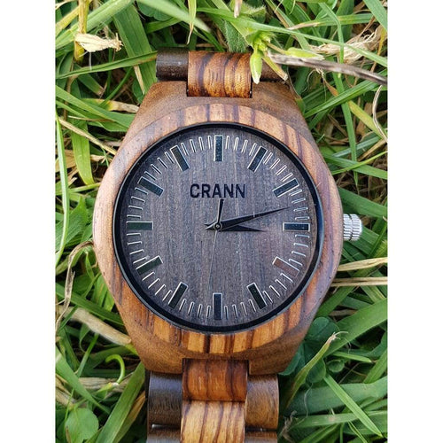 Uisce Wooden Watch - gutkaufen.net