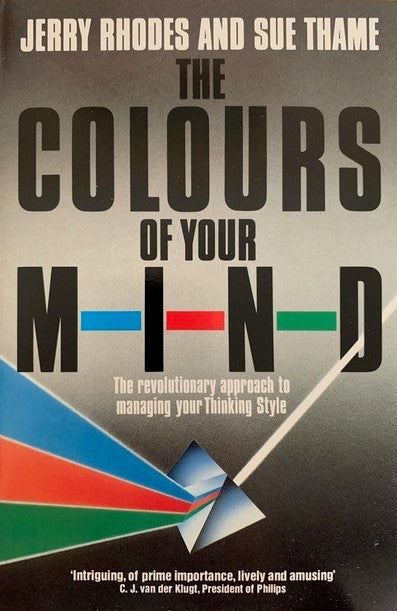The Colours of Your Mind (PB)