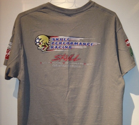 SPR Custom Race Style T-shirt
