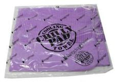 Purple/Lavender Cooling Towel