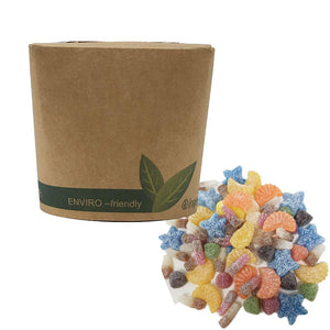Vegan Fizzy Mix in Bio-Degradable / Compostable Packaging