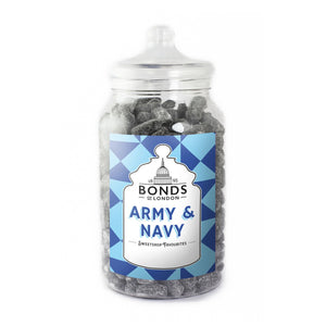 Army and Navy Sweets Unwrapped