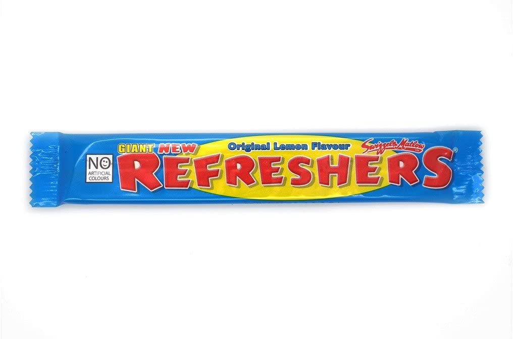 Swizzles Matlow Refreshers Original Chew Bar (lemon)