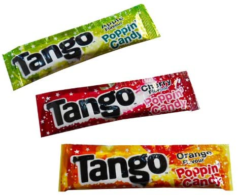 Tango Blasting Flavours Popping Candy