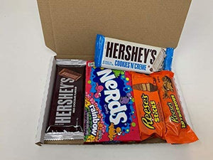 American Chocolate and Sweets Selection Box