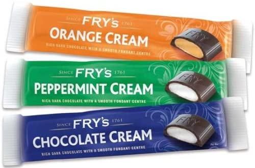 Fry's Chocolate Cream Mix 49g x 9 Bars