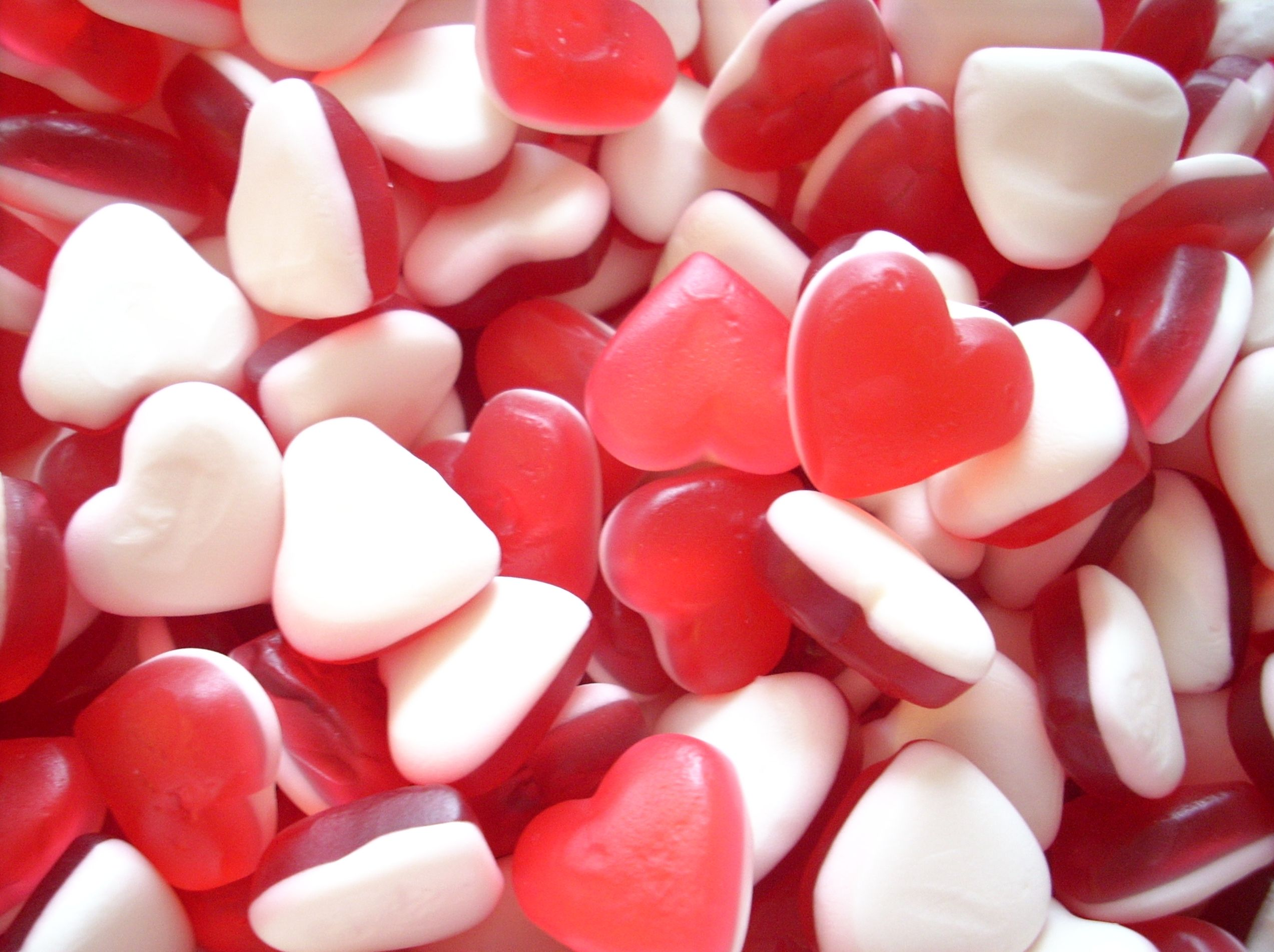 Haribo Heart Throbs