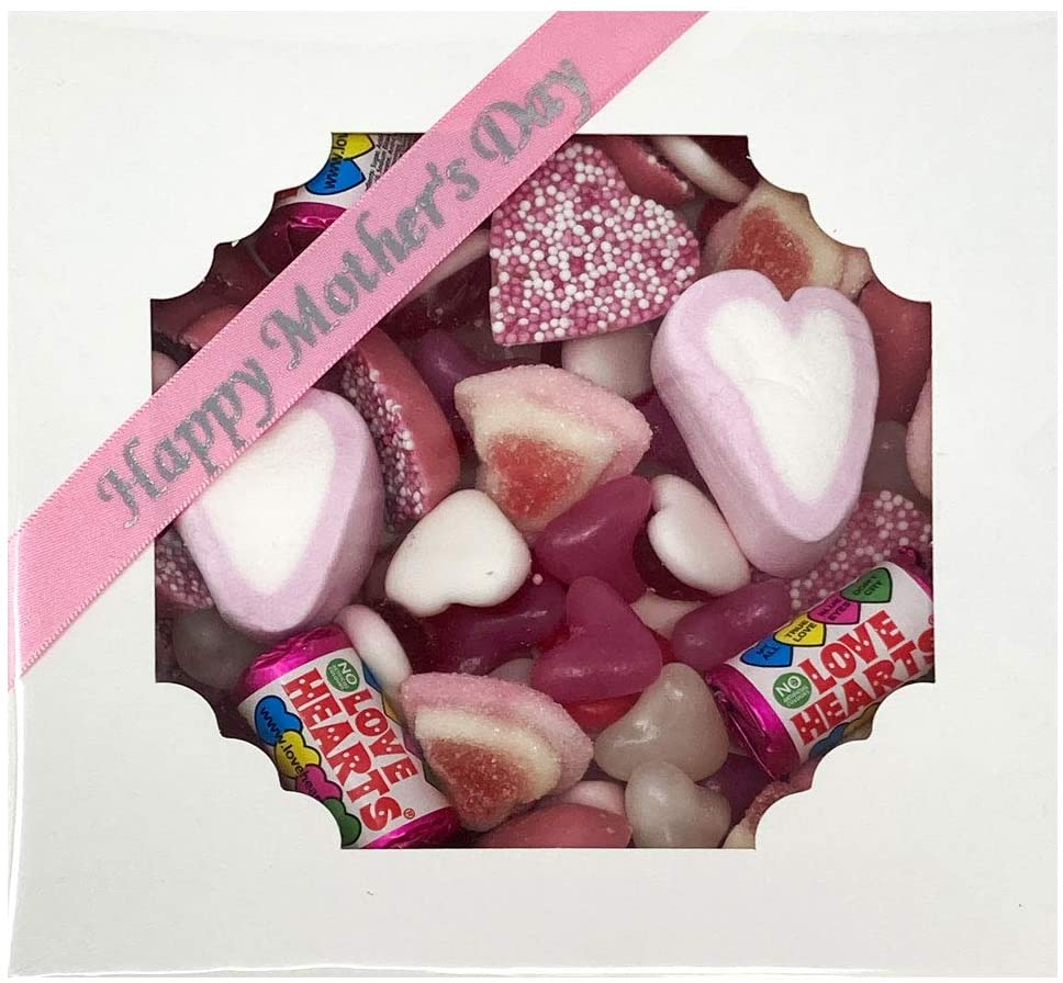 Love You Mum Mother's Day Sweets Mix Gift Box