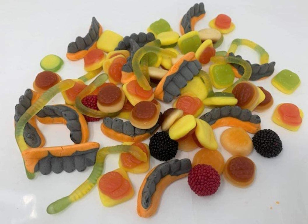 Halloween Jelly Mix
