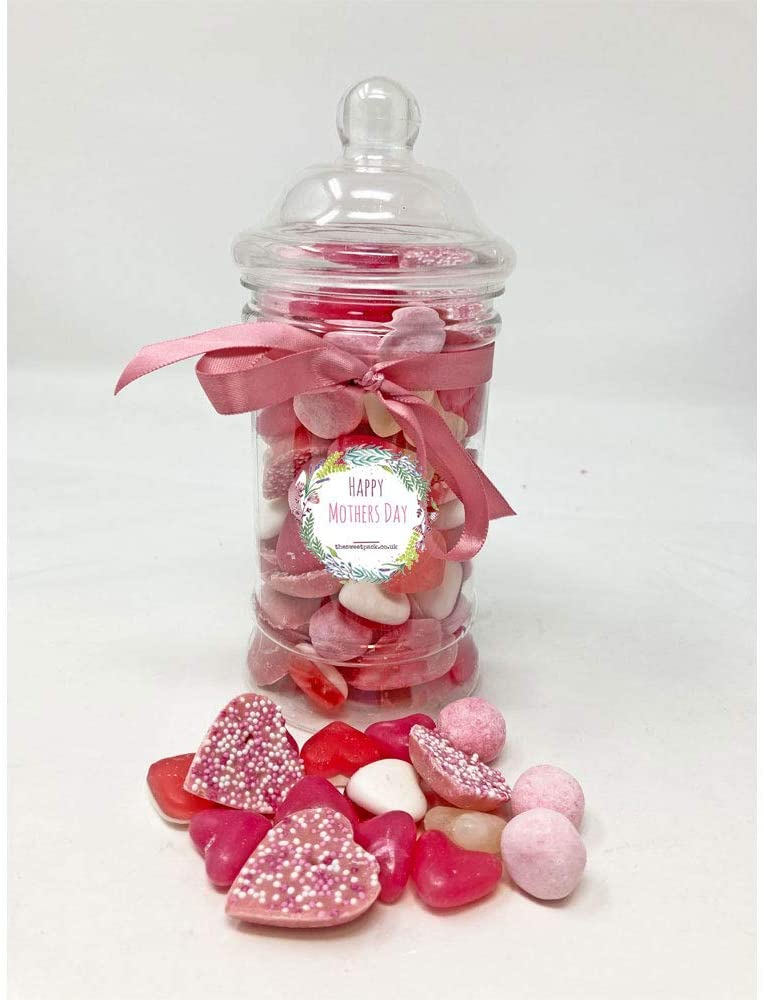 Love You Mum Mother's Day Sweets Mix in a Jar