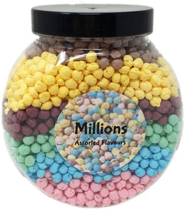 Assorted Millions in a Cookie Jar