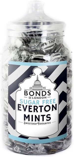 Sugar Free Everton Mints