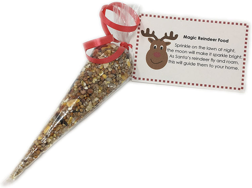 B Reindeer Magic Sprinkle Food