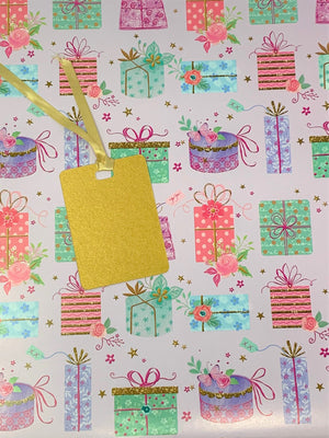 Gift Wrap (Ladies)