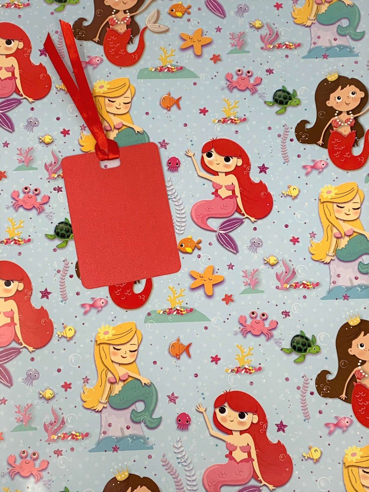 Kids Gift Wrap (Girls)