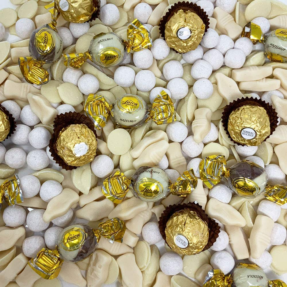 Gold Mix with Ferrero Rocher