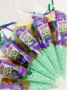 Pre Filled Freddo and Jelly Sweet Cones