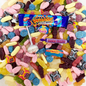 Retro Mix Sweet Assortment