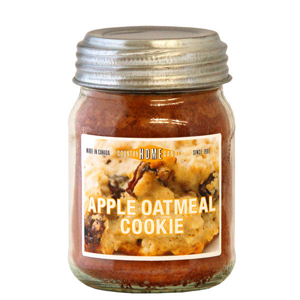 Apple Oatmeal Cookie 10 oz
