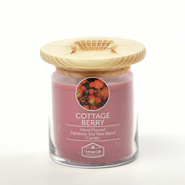 Cottage Berry 8oz - Cottage Life Weekend Collection