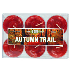 Autumn Trail Tealights