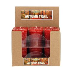 Autumn Trail Votive Box