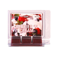 Berries N Cream Scent Squares