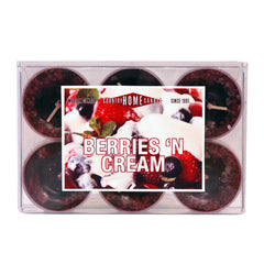 Berries N Cream Tealights
