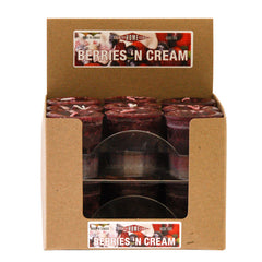 Berries N Cream Votive Box