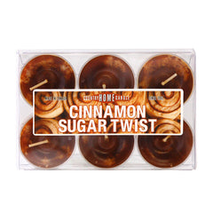Cinnamon Sugar Twist Tealights