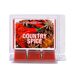 Country Spice Scent Squares