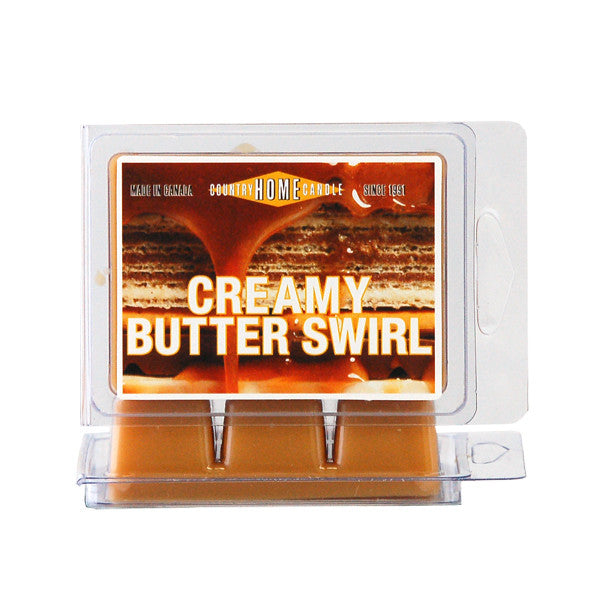 Creamy Butter Swirl Scent Squares