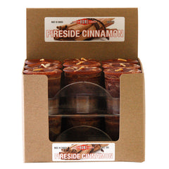 Fireside Cinnamon Votive Box