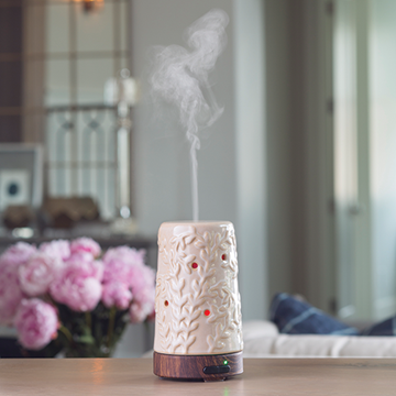 Candle Warmers Airome Diffuser - Flourish