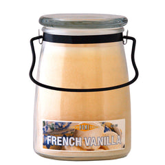 French Vanilla 22 oz Handle