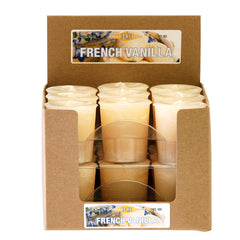 French Vanilla Votive Box