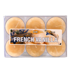 French Vanilla Tealights
