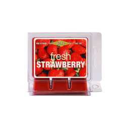 Fresh Strawberry Scent Squares