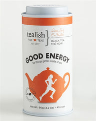 Good Energy Tea - Loose Leaf Tin