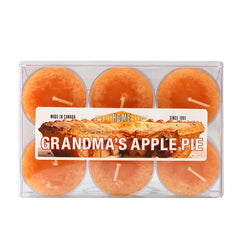 Grandma's Apple Pie Tealights