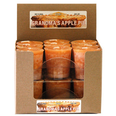 Grandma's Apple Pie Votive Box