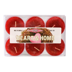 Heart & Home Tealights