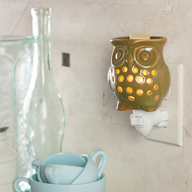 Candle Warmers Plug In - Owl