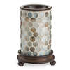 Candle Warmers Glass Illumination - Pearl