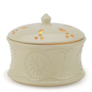 Candle Warmers Candle Aire - Tuscan Cream