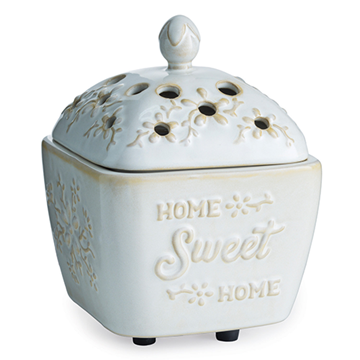 Candle Warmers Candle Breeze - Home Sweet Home