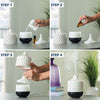 Candle Warmers Airome Diffuser (Large) - Chelsea
