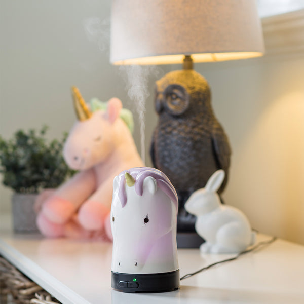 Candle Warmers Airome Diffuser - Unicorn