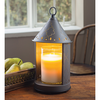 Candle Warmers Tin Lantern - Old World (Black)
