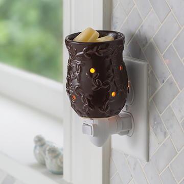 Candle Warmers Plug In - Cocoa